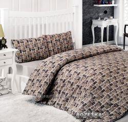 Комплект постельного белья Arya Classi 160 x 215 Dilek Подробнее httpro