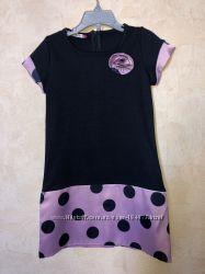 Платье Matilda с брошкой, 116рост 6лет