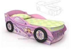 Малышку никак не уложите спать Кроватку-машинку пора покупать Снижение цен