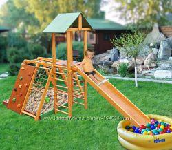Для здоровья, для развития, игры, малышу спортивный комплекс  подари