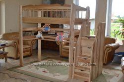 Новые кровати спешите покупать, чтоб место сэкономить и детям сладко спать