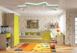 Новая мебель - яркие краски, веселое детство, качество - сказка