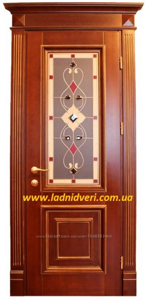 Двери межкомнатные готовые и под заказ