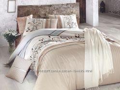 Семейный комплект турецкого элитного постельного белья Issimo Home Акция