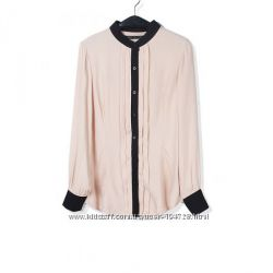 рубашка Zara хлопок