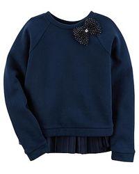 кофта Carter&acutes для девочек в размере 7 лет