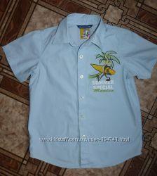 Тениска рубашка  Original Marines на 7-8 лет