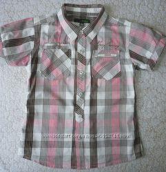 Тениска Rebel 122 - 128 хлопок