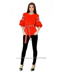 Сорочка вишита вишиванка вышиванка вышитая блуза рубашка р. 40-58 ЕтноМодерн