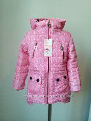 Демисезонная курточка Grace 116-146 размеры 2 цвета