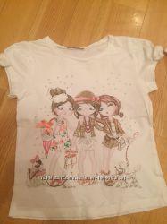 футболки Benetton. hm, zara, mayoral, next MOTHERCARE