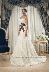 Свадебное платье от дизайнера DARIA KARLOZI р . 44