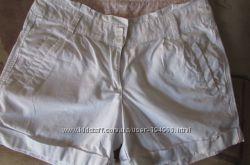шорты белые CRAZY, р 34-36 евро.