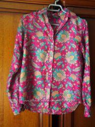 Шёлковая блуза Ralph Lauren
