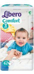 Акция Libero Comfort 3 для европейского рынка
