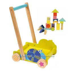 Развивающие деревянные игрушки Boikido