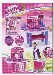 Игровой набор Кухонный стол Шантоу Микс