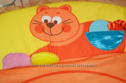 развивающий коврик Chicco для малышей