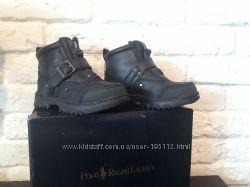 Утепленные ботинки Ralph Lauren стелька 15 см