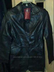пиджак кожаный Бразилия размер S