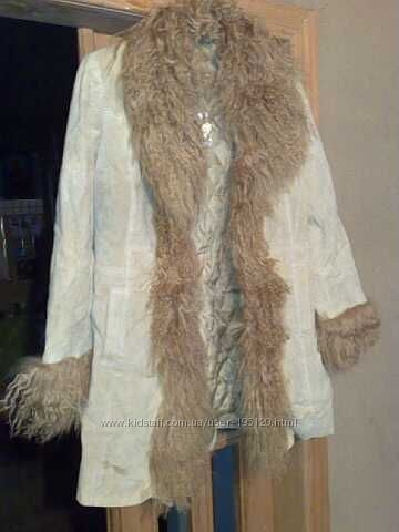 #1: Кожаная куртка