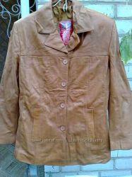 пиджак кожаный Бразилия размер XXL