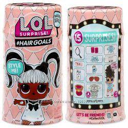 LOL 5 серия Hairgoals оригинал США MGA В Наличии
