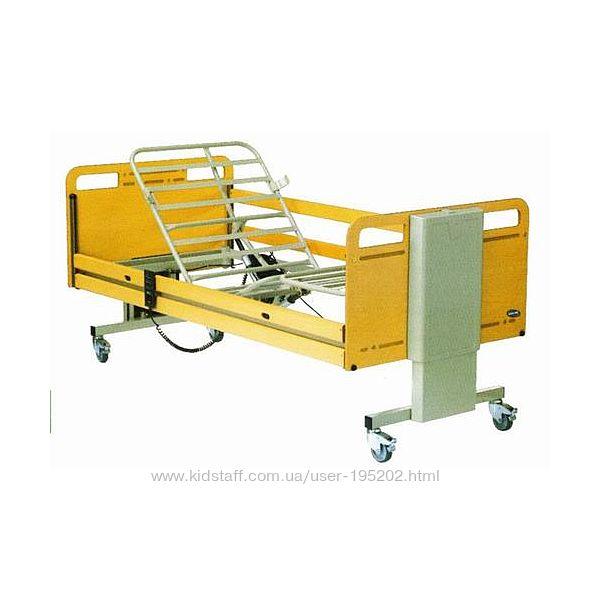 Кровать медицинская многофункциональная ETUDE CLASSIC пульт управления