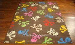 Стильные ковры из Италии, размер 140х190 см, много цветов.