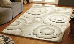 Текстурные ковры из Италии, разные цвета и размеры