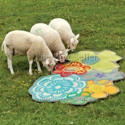 Дизайнерские ковры для детской из Италии.