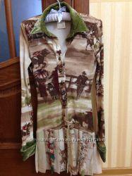 Продам шикарную платье-тунику Gf Ferre оригинал