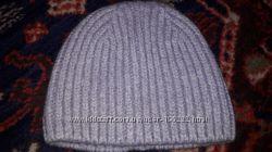 теплая шапка адидас