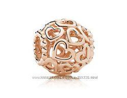Pandora Пандора Rose Collection