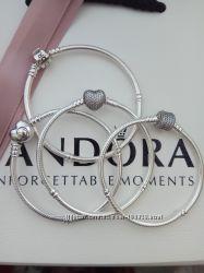Браслет Pandora из серебра