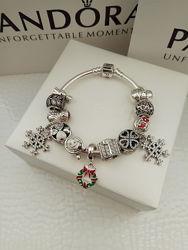 Пандора Pandora шармы, подвески и браслеты