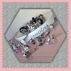Pandora Пандора собираем браслетик