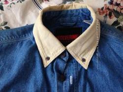 джинсовая рубашка Wolverine