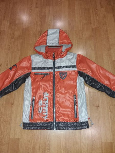 Куртка на флисе Donilo, 9-11 лет