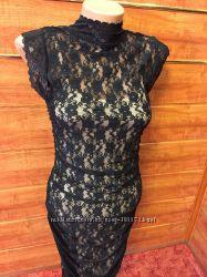Очень красивое гипюровое платье