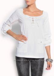 Стильный блузон от MANGO