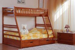 Кровать Юлия для троих