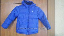 Продам куртку ORCHESTRA на мальчика, рост 116, бу