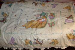 Очень красивое одеяло MOTHERCARE с Винни Пухом Disney