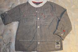 Модные рубашки мальчику на 3-5 лет  MARKS&SPENSER , CHEROKEE,  NEXT