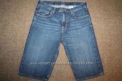 Джинсовые шорты на 12-13лет 158см H&M