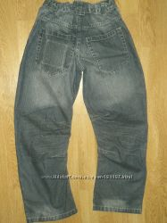 Модные джинсы на 9-11 лет REBEL NEXT MARKS&SPENSER