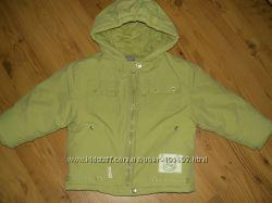 комбинезон COCCODRILLO куртка и полукомбинезон на рост 74-80 см
