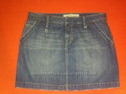 Джинсовая юбка GAP размер М