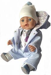 Костюм для Мальчика baby born
